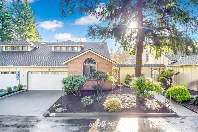 14300 Trillium Boulevard SE #5, Mill Creek, WA 98012 (#1718035) :: Ben Kinney Real Estate Team