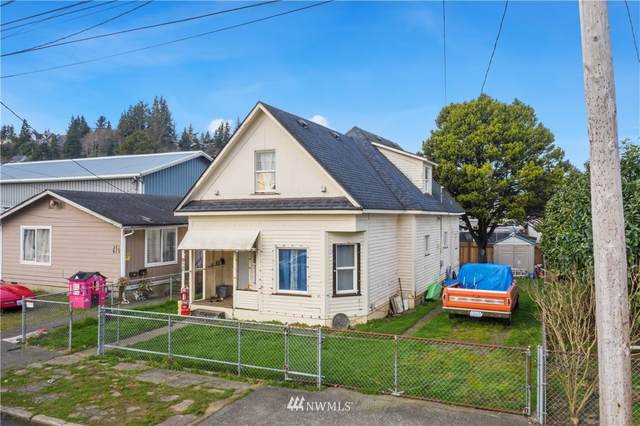 915 Eklund Avenue, Hoquiam, WA 98550 (#1718079) :: Better Properties Real Estate