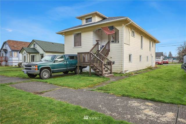 2716 Cherry Street, Hoquiam, WA 98550 (#1718090) :: Mike & Sandi Nelson Real Estate