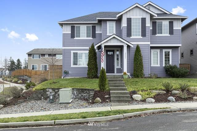 18446 Village Parkway E, Bonney Lake, WA 98391 (#1718113) :: Lucas Pinto Real Estate Group