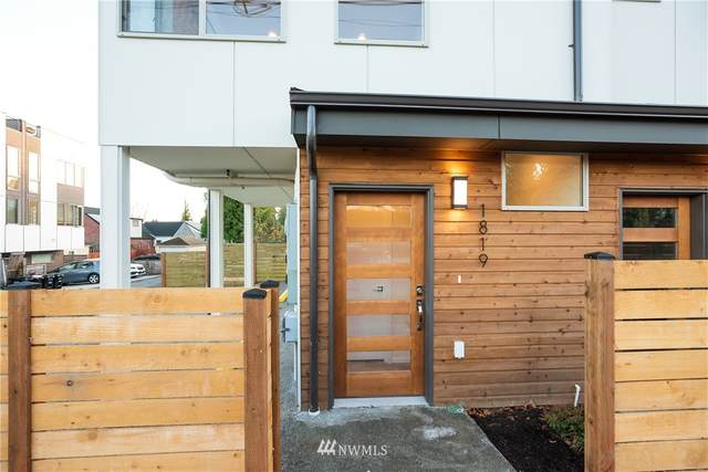 1819 NW 85th Street, Seattle, WA 98117 (MLS #1718237) :: Community Real Estate Group