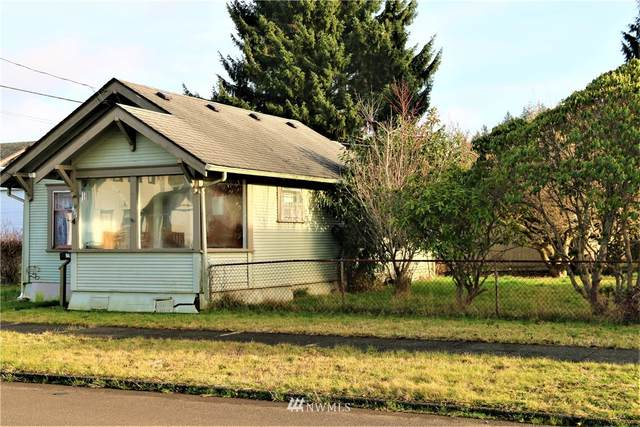 411 E Street, Cosmopolis, WA 98537 (MLS #1718257) :: Community Real Estate Group