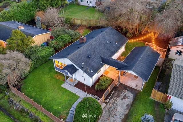 1829 N 149th Street, Shoreline, WA 98133 (#1718323) :: Ben Kinney Real Estate Team