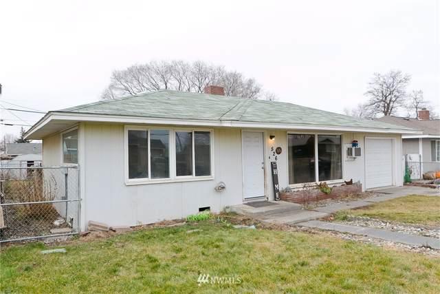 526 S Grand Drive, Moses Lake, WA 98837 (#1718360) :: Better Properties Lacey