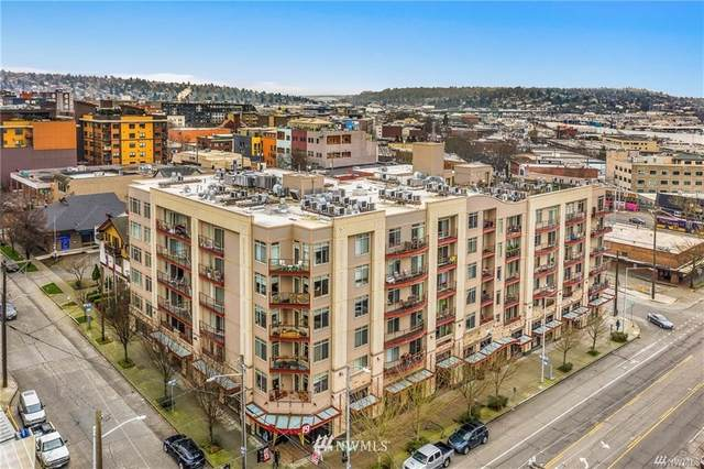 5650 NW 24th Ave #516, Seattle, WA 98107 (#1718532) :: Better Properties Real Estate