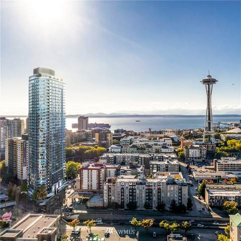 600 Wall Street #510, Seattle, WA 98121 (#1718557) :: Hauer Home Team