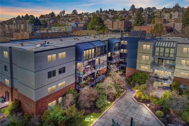 275 W Roy Street #411, Seattle, WA 98119 (MLS #1718559) :: Community Real Estate Group