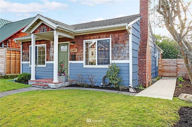 3007 NW 61st Street, Seattle, WA 98107 (#1718615) :: Ben Kinney Real Estate Team