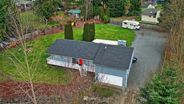 2309 SE 110th Drive, Lake Stevens, WA 98258 (#1718628) :: Keller Williams Western Realty