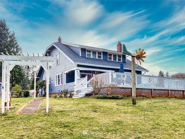 527 Hill Street, Pe Ell, WA 98572 (#1718647) :: Ben Kinney Real Estate Team