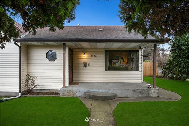 6729 S D Street, Tacoma, WA 98408 (#1718759) :: Better Properties Real Estate