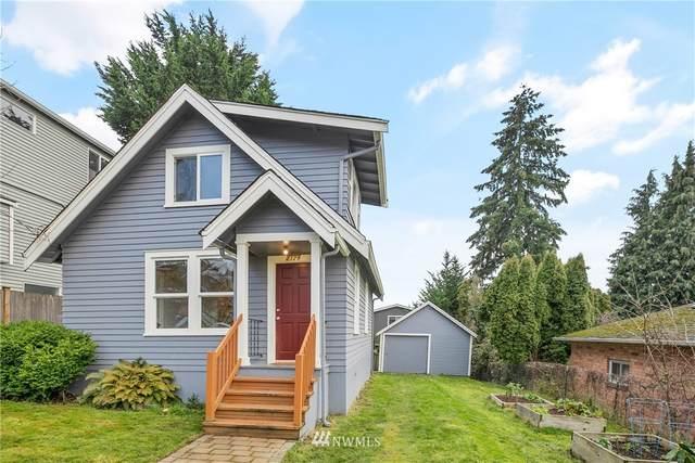 2129 N 87th, Seattle, WA 98103 (#1718768) :: Ben Kinney Real Estate Team