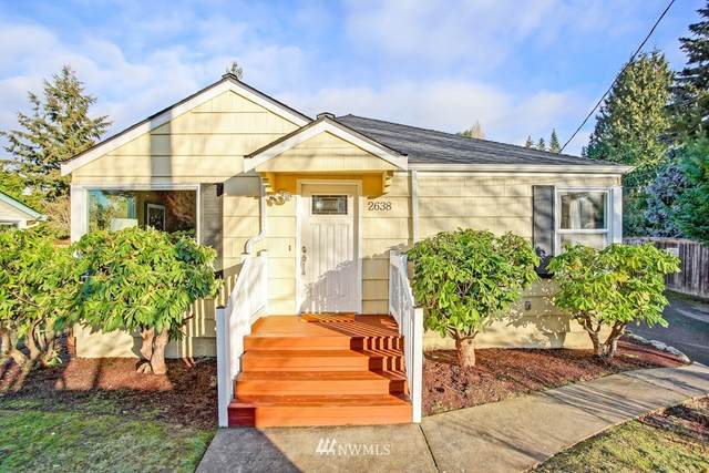 2638 SW 106th Street, Seattle, WA 98146 (#1718800) :: Ben Kinney Real Estate Team