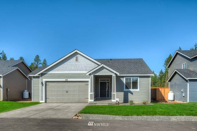 1702 Marian Drive #0054, Cle Elum, WA 98922 (#1718835) :: Ben Kinney Real Estate Team