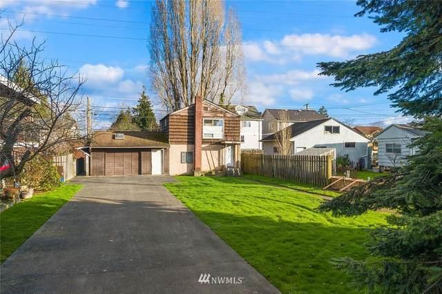 9512 Evanston Avenue N, Seattle, WA 98103 (MLS #1718871) :: Community Real Estate Group