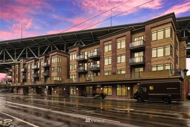 3217 Eastlake Avenue E #411, Seattle, WA 98102 (#1718885) :: McAuley Homes