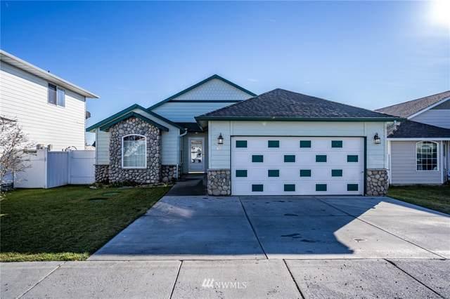 1300 W Marina Drive #42, Moses Lake, WA 98837 (#1718890) :: Priority One Realty Inc.