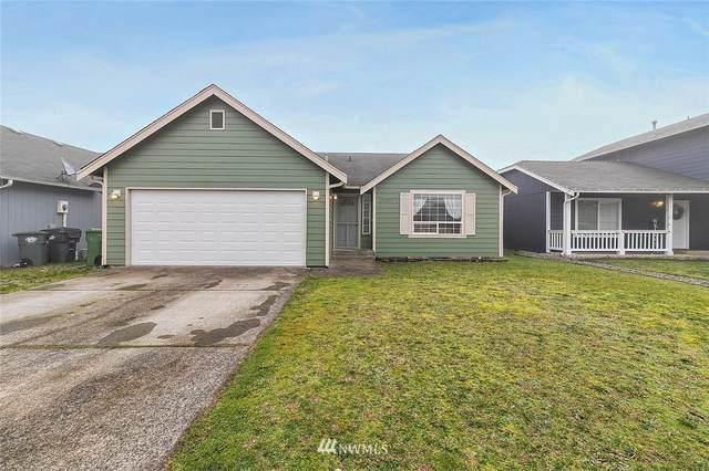 20305 13th Avenue E, Spanaway, WA 98387 (#1718907) :: Better Properties Real Estate