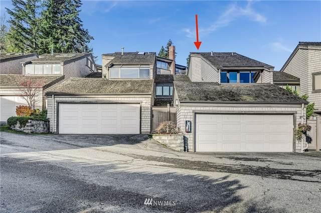 3110 W Lake Sammamish Parkway SE #5, Bellevue, WA 98008 (MLS #1718957) :: Brantley Christianson Real Estate