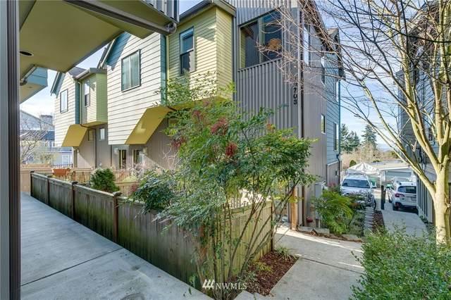 10703 Greenwood Avenue N D, Seattle, WA 98133 (MLS #1719025) :: Brantley Christianson Real Estate