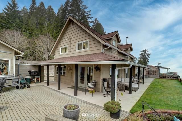 23590 N Highway 101, Hoodsport, WA 98548 (MLS #1719046) :: Brantley Christianson Real Estate