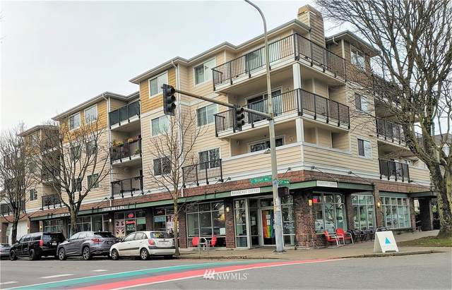107 20th Avenue #204, Seattle, WA 98122 (#1719056) :: Tribeca NW Real Estate