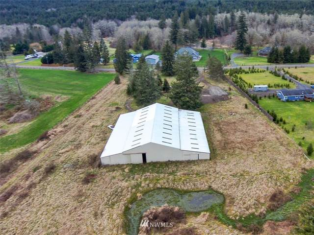 1242 North Fork Road, Chehalis, WA 98532 (MLS #1719122) :: Community Real Estate Group