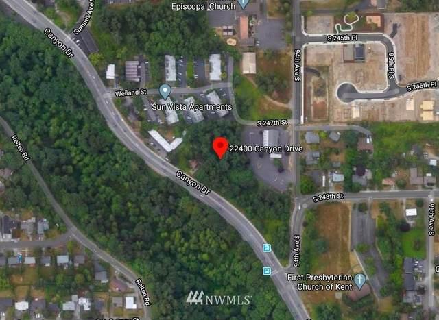 22400 Canyon Drive, Kent, WA 98030 (#1719181) :: Tribeca NW Real Estate