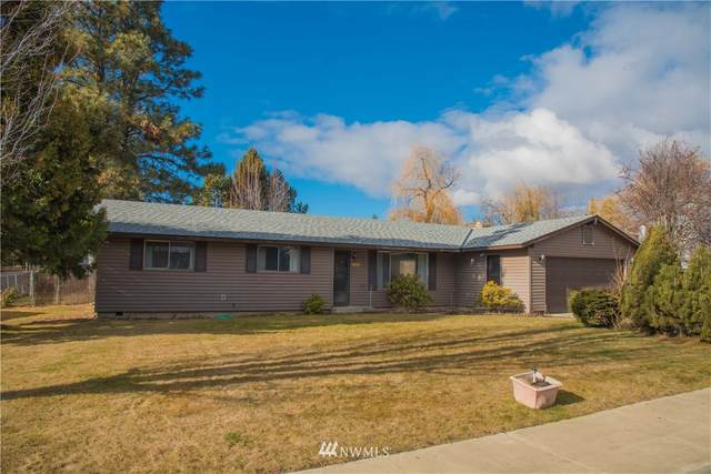 1207 N Vista Road, Ellensburg, WA 98926 (#1719232) :: The Shiflett Group