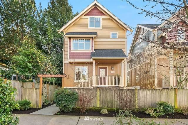 1547 NW 58th Street, Seattle, WA 98107 (#1719286) :: Ben Kinney Real Estate Team