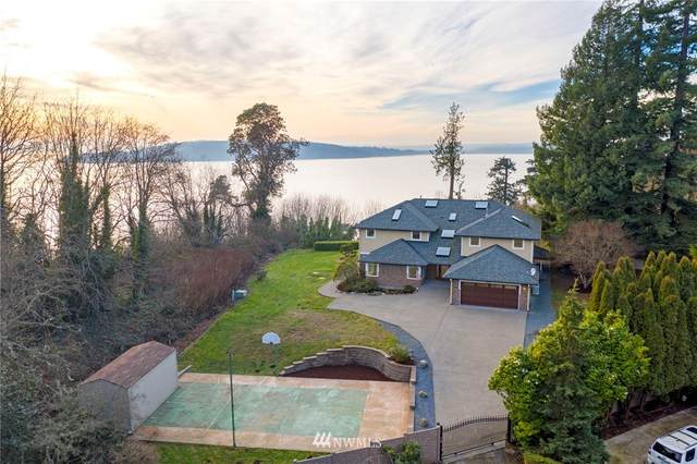 21003 Marine View Drive SW, Normandy Park, WA 98166 (#1719308) :: Urban Seattle Broker