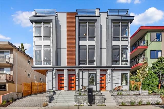 2210 NW 59th Street, Seattle, WA 98107 (#1719327) :: Better Properties Real Estate