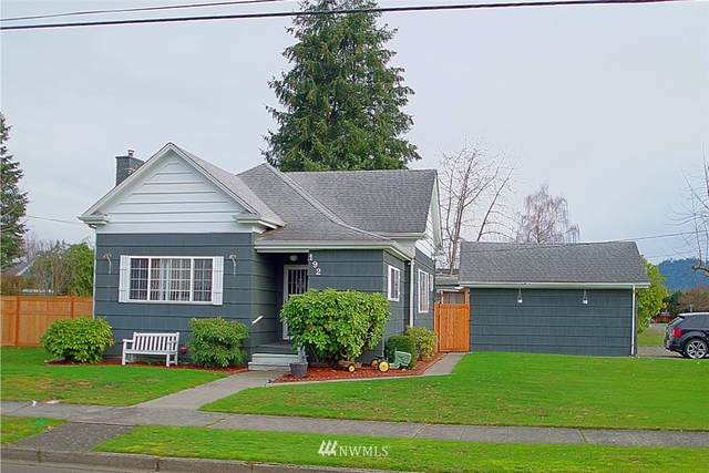 192 S A Street, Buckley, WA 98321 (#1719389) :: My Puget Sound Homes
