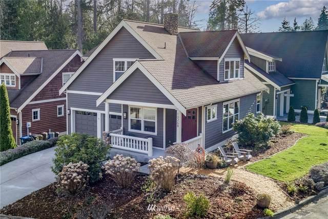10268 NE Garibaldi Loop, Bainbridge Island, WA 98110 (#1719409) :: Ben Kinney Real Estate Team
