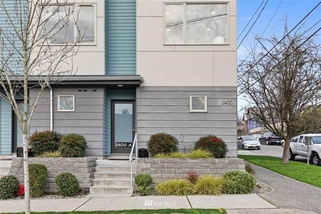 3400 NW Market Street A, Seattle, WA 98107 (#1719423) :: Ben Kinney Real Estate Team