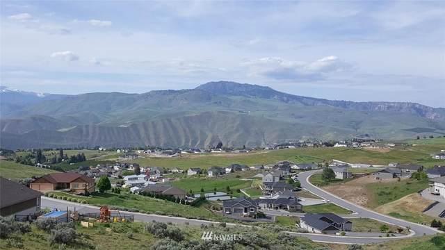 125 W Mountain Brook Lane, Wenatchee, WA 98801 (#1719432) :: My Puget Sound Homes