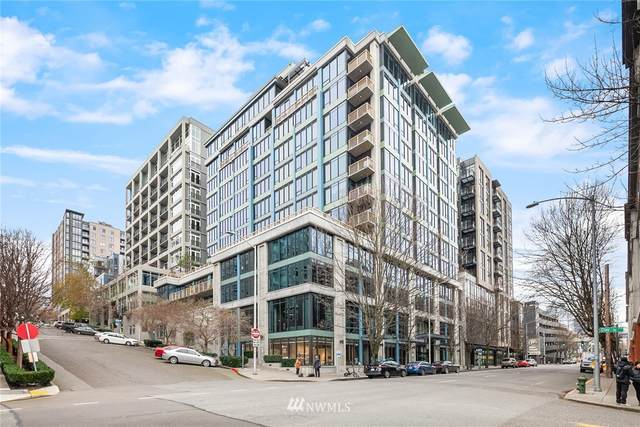 2716 Elliott Avenue #904, Seattle, WA 98121 (#1719438) :: Icon Real Estate Group