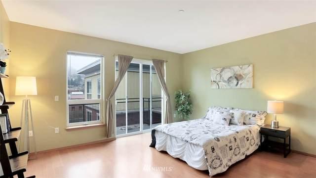 668 S Lane Street #706, Seattle, WA 98104 (#1719478) :: Ben Kinney Real Estate Team