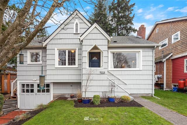 9018 Phinney Avenue N, Seattle, WA 98103 (#1719511) :: My Puget Sound Homes