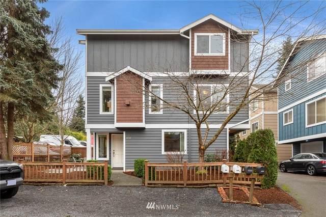 1231 NE 124th Street, Seattle, WA 98125 (#1719512) :: Ben Kinney Real Estate Team