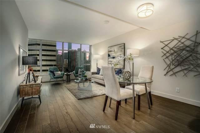 588 Bell Street 1304S, Seattle, WA 98121 (#1719547) :: Better Properties Real Estate
