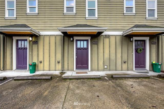 9415 35th Avenue SW B, Seattle, WA 98126 (#1719549) :: The Snow Group