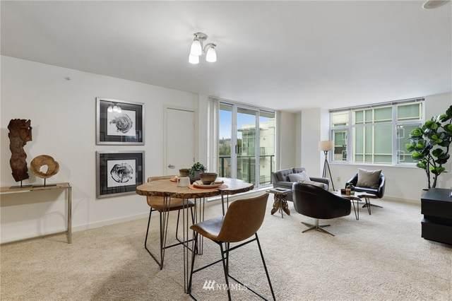 1100 106th Avenue NE #512, Bellevue, WA 98004 (MLS #1719560) :: Community Real Estate Group