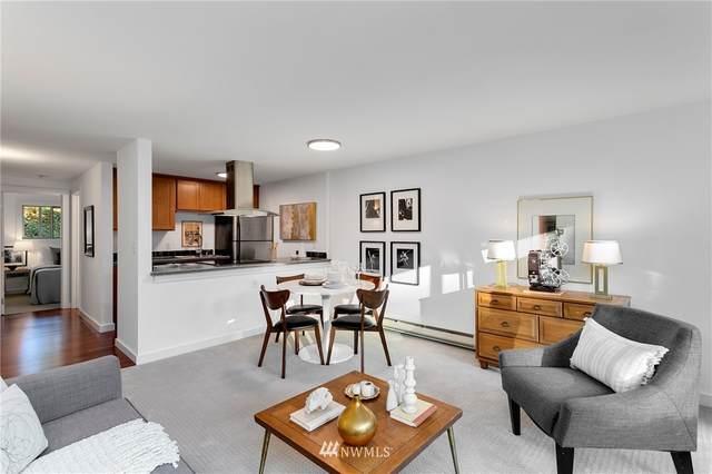 1730 Taylor Avenue N #205, Seattle, WA 98109 (MLS #1719565) :: Community Real Estate Group