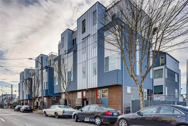 8027 15th Avenue NW C, Seattle, WA 98117 (#1719595) :: Ben Kinney Real Estate Team