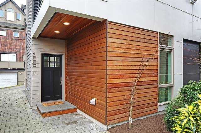 1820 11th Avenue W C, Seattle, WA 98119 (#1719623) :: Ben Kinney Real Estate Team