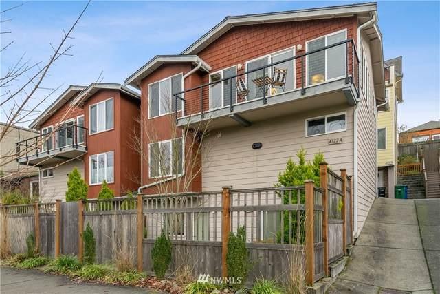 4322 Greenwood Avenue N A, Seattle, WA 98103 (#1719626) :: Ben Kinney Real Estate Team