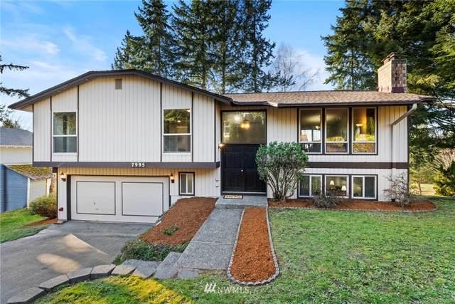 7995 Forest Ridge Drive NE, Bremerton, WA 98311 (#1719657) :: Better Properties Real Estate