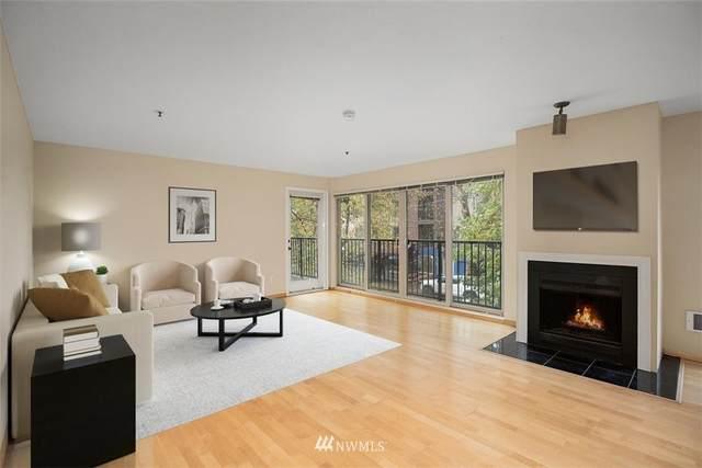 511 E Roy Street #104, Seattle, WA 98102 (#1719658) :: Ben Kinney Real Estate Team