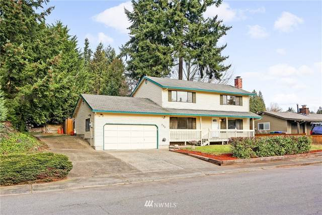 406 S 318th Street, Federal Way, WA 98033 (#1719700) :: My Puget Sound Homes
